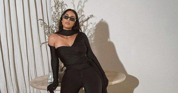 """Кім Кардашьян здивувала шанувальників костюмом з фільму жахів: """"Не твій найкращий вигляд"""""""