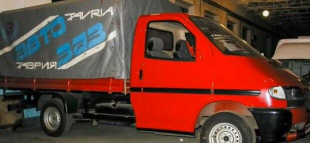 У мережі показали незвичайну вантажівку Заз, фото: скріншот