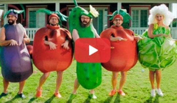 """DZIDZIO презентував """"овочевий"""" кліп про кохання"""