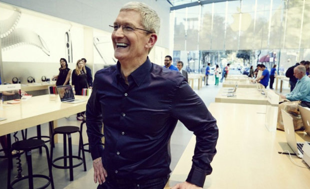 Українці зможуть купувати акції Apple: ставайте у чергу