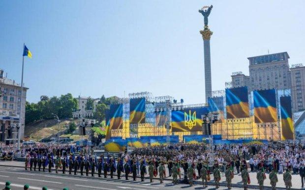 День независимости Украины 2017: афиша мероприятий Киева