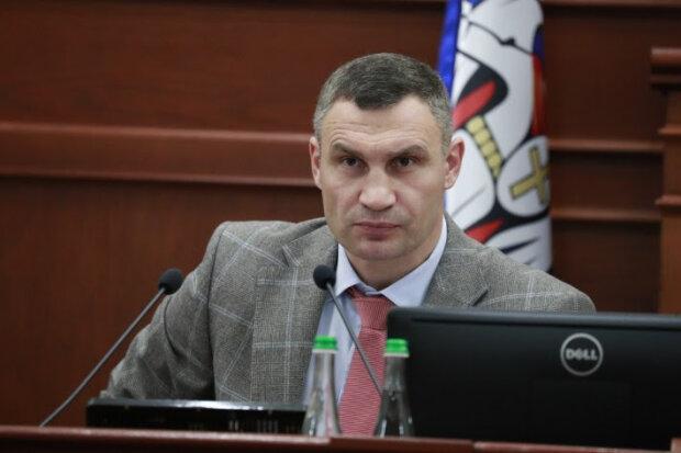 Виталий Кличко - заседание Киевсовета, фото КГГА