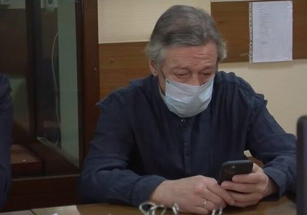 Ефремов, скриншот: Youtube