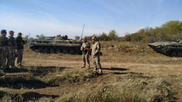 В Золотом завершилось разведение сил: официальное заявление штаба ООС