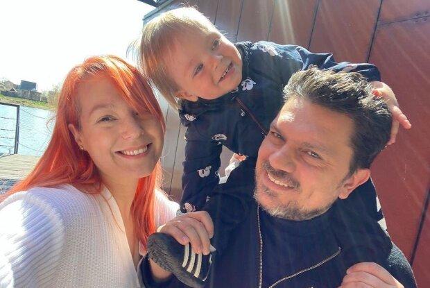 Світлана Тарабарова з сім'єю, фото з Instagram