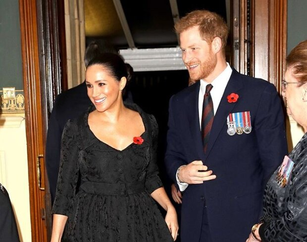 Меган маркл і принц Гаррі, фото: Instagram