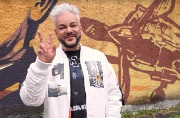 Филипп Киркоров, скриншот из видео