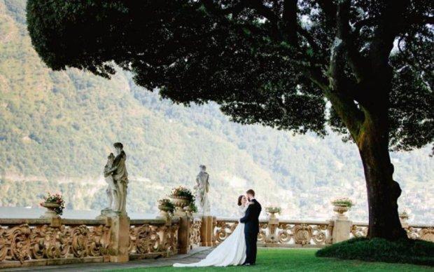 Буде що згадати: крилатий гість зірвав розкішне весілля