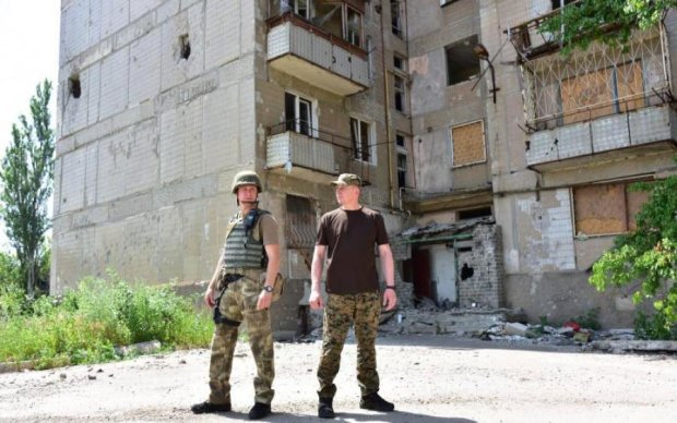 """В сети показали, кого украинские воины отправили к """"Мотороле"""""""