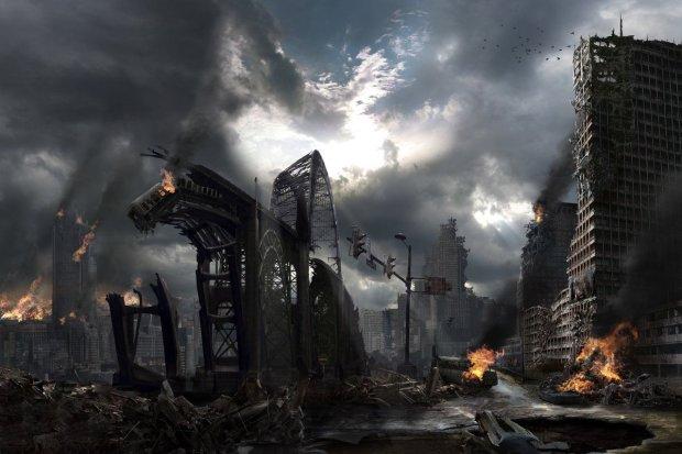 Привидение царя Нибиру захватило Землю, Апокалипсис по Мессингу начинается: кадры, от которых волосы дыбом
