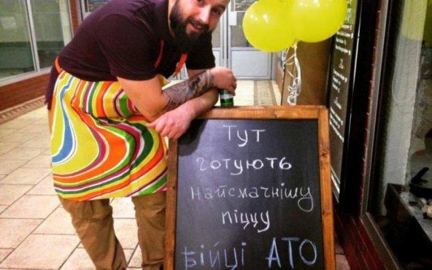 Бійців АТО з повагою і безкоштовно: в Херсоні їздить диво-маршрутка