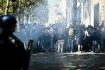 Масовий протест у столиці закінчився справжнім хаосом, копи заарештували сотні людей: фото