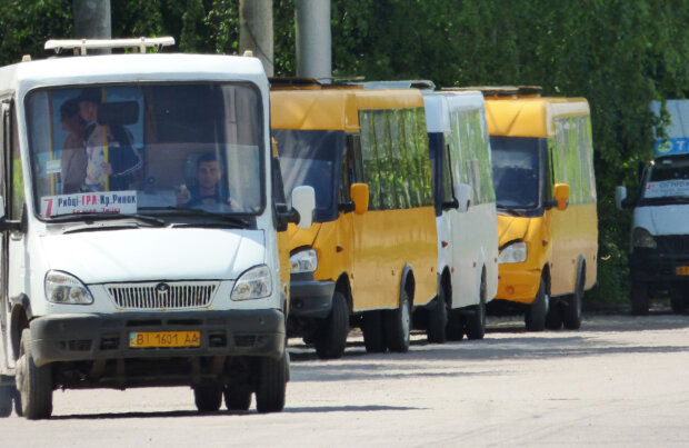 В полтавской маршрутке несколько часов пролежал труп: не выдержала адской поездки