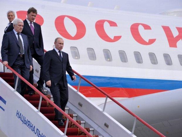 Путин собирается прилететь в Крым