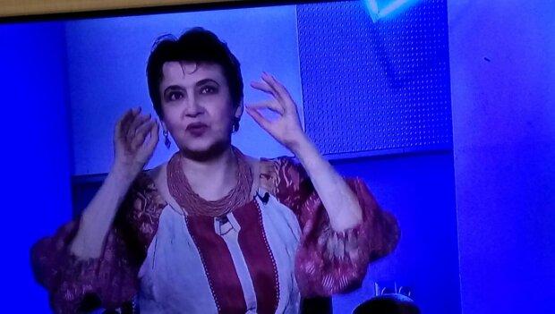 Оксана Забужко, фото: facebook.com/oksana.zabuzhko