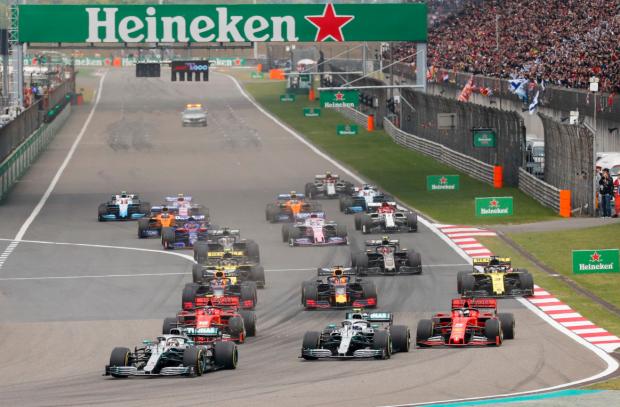 Тисячна гонка Формули-1 отримала переможця