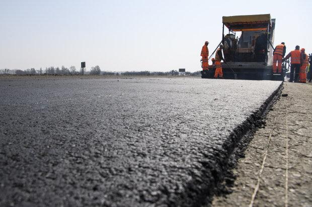 ремонт дорог, фото: Цензор