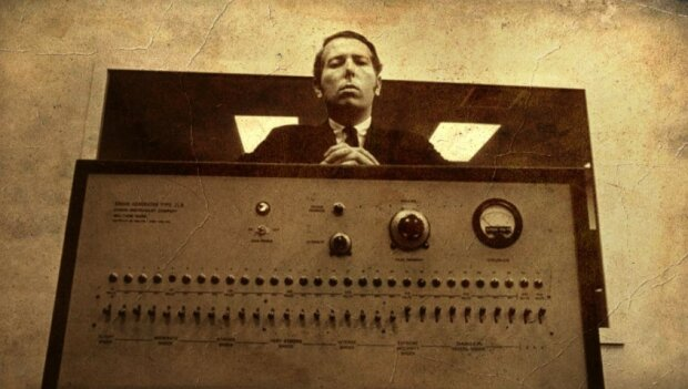 Експеримент Милгрема, архівне фото з відкритих джерел
