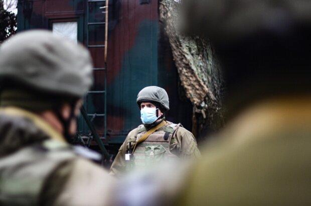 Воїни / фото: ООС