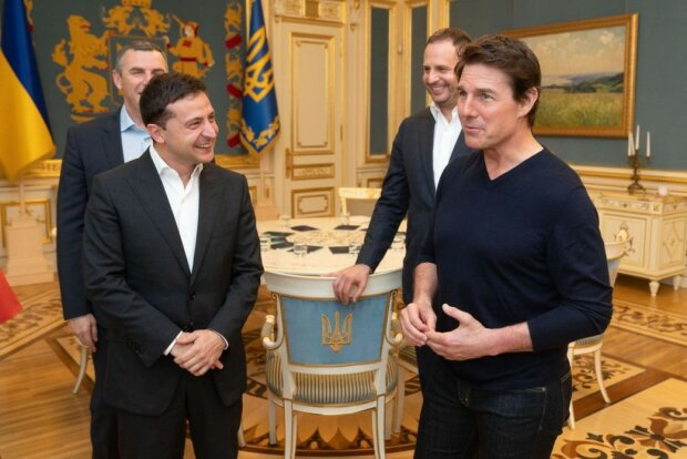 Том Круз приїхав до Києва заради Зеленського: українському Голівуду - бути