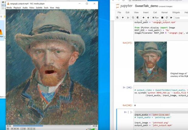 Adobe показала инструменты для оживления портретов:кадр из видео