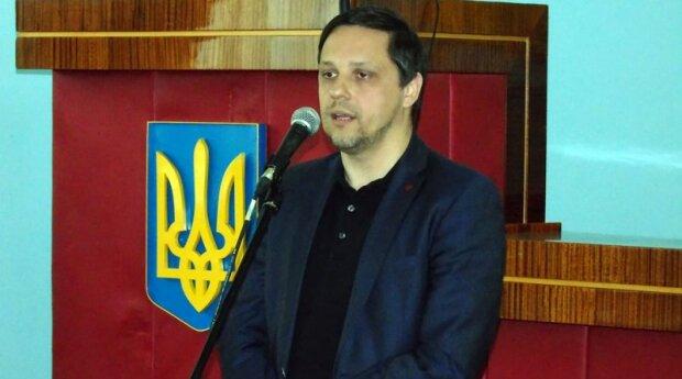 Денис Мусиенко, начальник аппарата Одесской ОГА \ фото Бессарабия ИНФОРМ