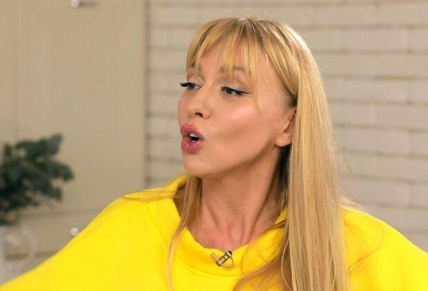Оля Полякова, кадр из видео