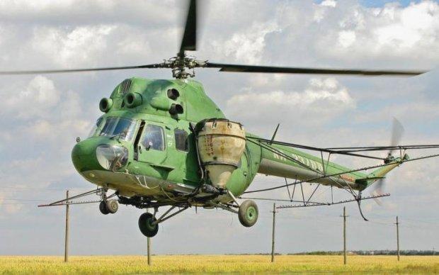Військовий вертоліт розбився у Польщі: перші подробиці