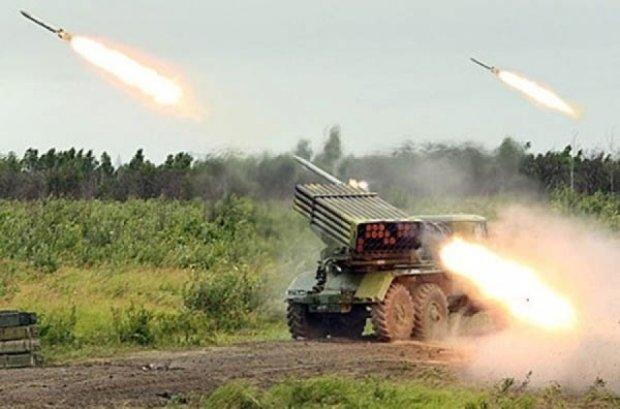 Бойовики впродовж ночі здійснили 14 обстрілів сил АТО