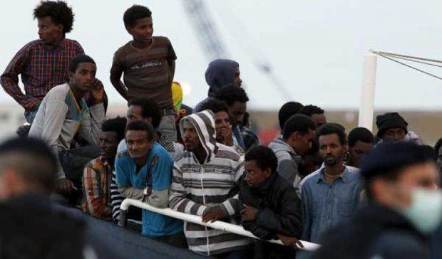Мігрантів з Північної Африки розмістять на круїзному лайнері