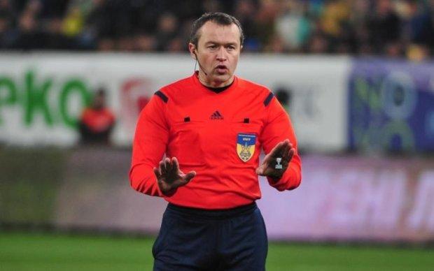 Стала відома бригада арбітрів на фінал Кубку України