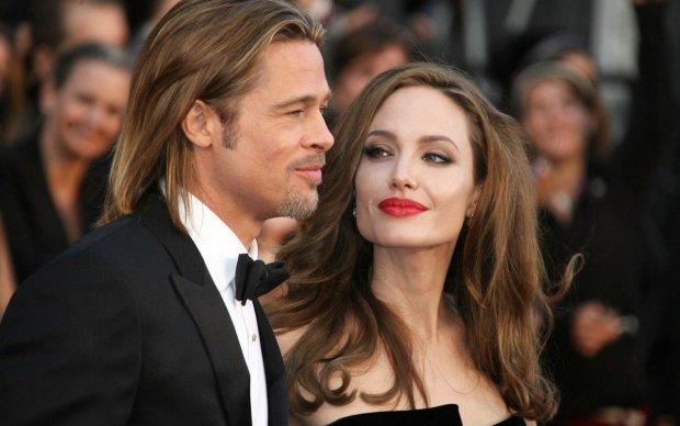 Бред Пітт і Анджеліна Джолі знову разом: фото