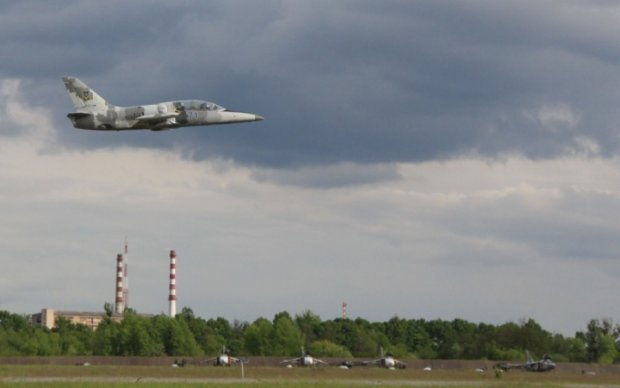 Украинская авиация училась бить врага с воздуха