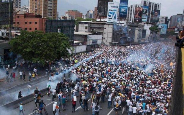 Гражданская война в Венесуэле: вооруженные группировки напали на больницу