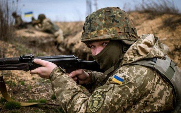 "Снайпер ВСУ снял боевика ""ДНР"": видео 18+"