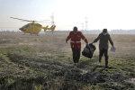 """В Иране назвали настоящую причину авиакатастрофы самолета МАУ: """"Один из комплексов..."""""""