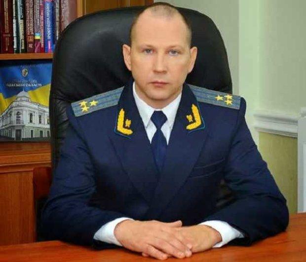 Сергей Буяджи: прокурор, его жены и друзья