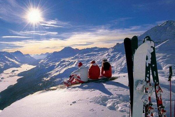 Зимний отдых, фото из открытых источников