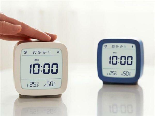 Qingping Bluetooth Alarm Clock, gizmochina