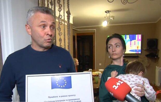 """""""Страшно засинати"""": під Києвом багатодітна родина біженців може опинитися на вулиці в будь-який момент"""