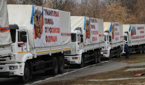 Заложники на оккупированных территориях травятся российской «гуманитаркой»