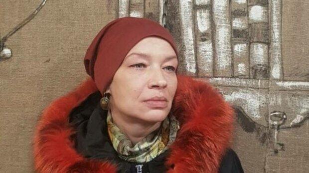Українка з раком, фото: скріншот з відео
