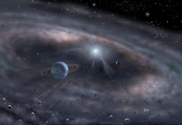 Як виникла Сонячна система і комети: вчені дали відповідь на найскладнішу загадку людства