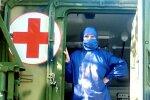 Військовий медик, фото з вільних джерел