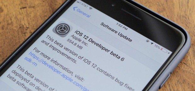 Apple випустила iOS 12: секретні функції