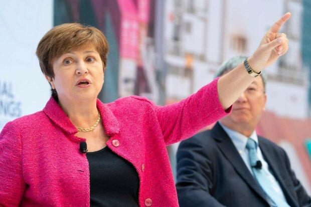 Кристаліна Георгієва, фото з вільних джерел