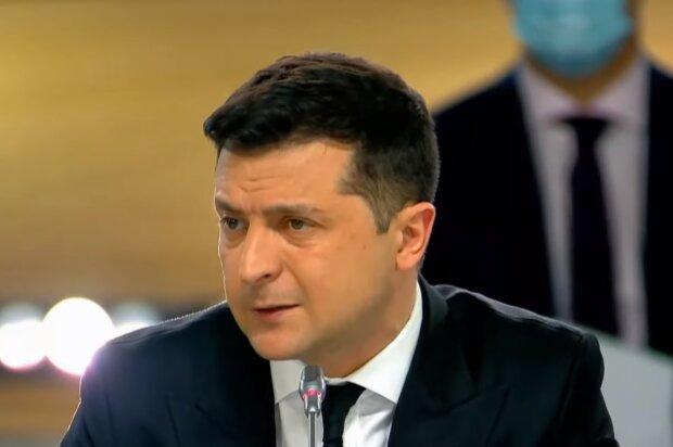 Володимир Зеленський, фото YouTube