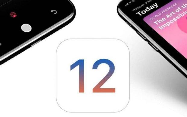 Появились первые подробности о iOS 12 от Apple