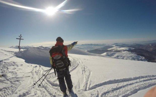 Восхождение на горную вершину стоило украинцу жизни