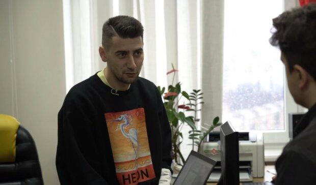 Олександр Еллерт, фото: скріншот відео
